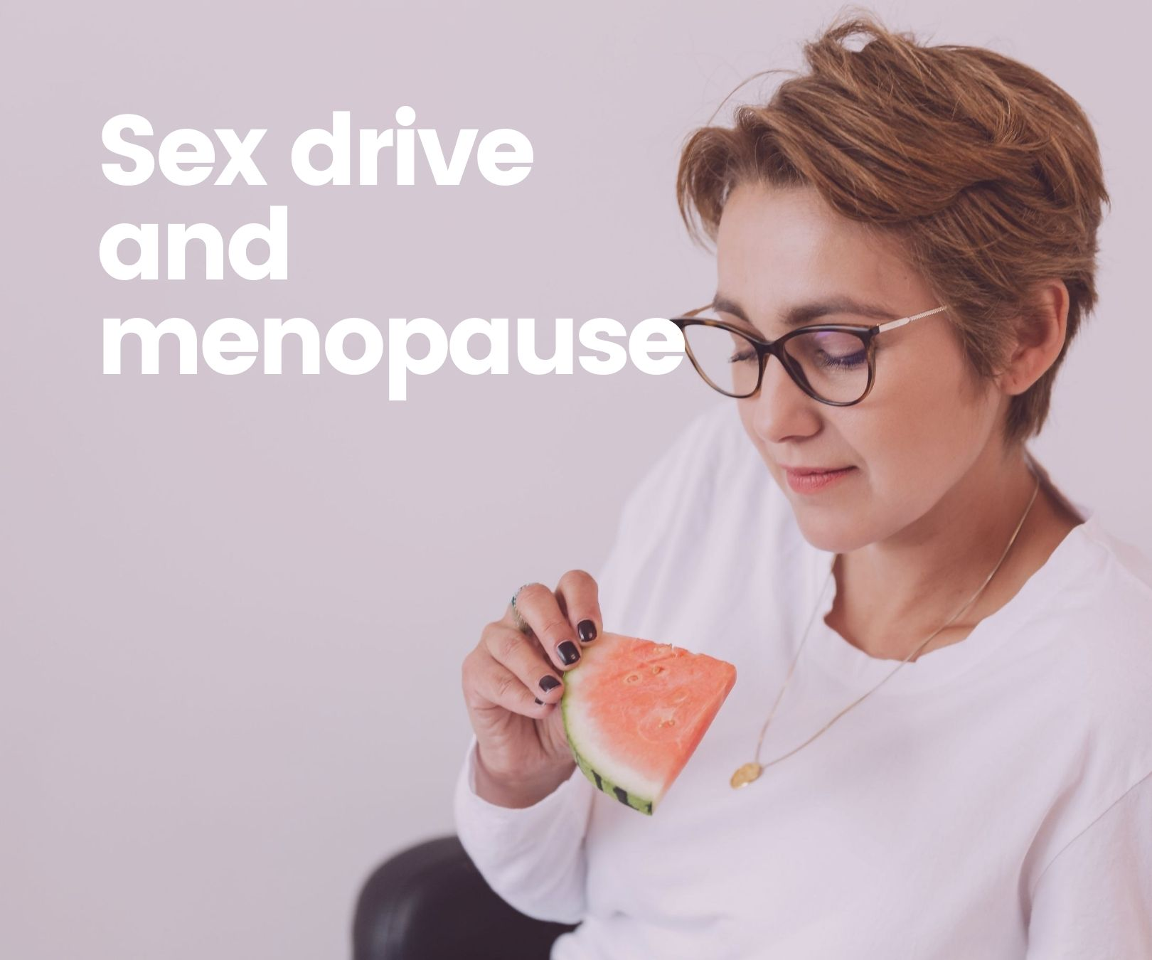 Sex drive and menopause