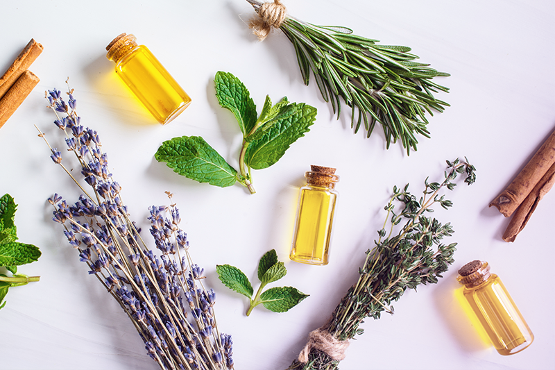 Essential Oils and Hormone Balance