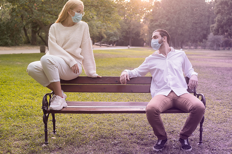 The Challenges of Dating During a Pandemic